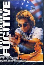 OUTRAGED FUGITIVE - DVD NEW Sigillato