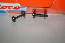 Roco 85603 2 Stück Wechselstromradsatz 9x 24mm Spur H0