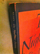 The Nightmare Factory, 1970, Maxine Kumin SIGNED poetry, Pulitzer Prize poet