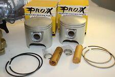 "ProX Pro X SET OF 2 Piston Kits Sea Doo 580 1988-96 O/S+.060"" Bore Size 77.50mm"