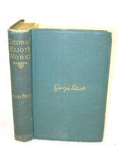 George Eliot  ADAM BEDE  Belford & Clarke & Co., New York  c. 1886