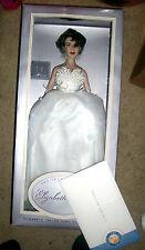 Elizabeth Taylor Franklin Mint Vinyl Portrait Doll
