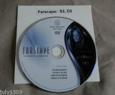 NEW Farscape Season 2 Disc 2 Replacement DVD, 15th Anniversary Edition free ship