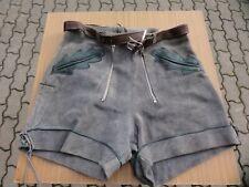 Alte Trachten Lederhose Größe 50 um 1960