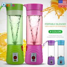 Healthy Juice Blender Mini Mixer Juicer Cup Travel USB Rechargeable 2017 Newest