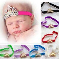Elastic Girls Crown Princess Hairband Hair Accessories Headbands Headwear