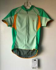 Pearl Izumi Womens Vertex Jersey. Small. NWT Green, Mint, Orange