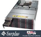 72x 4TB 4U 74 Bay Storage Server X9DRD Xeon 20 Core 3ghz 128Gb RAM IT MODE CHIA