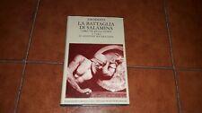 ERODOTO LA BATTAGLIA DI SALAMINA STORIE LIBRO VIII FONDAZIONE VALLA 1977 GRECO