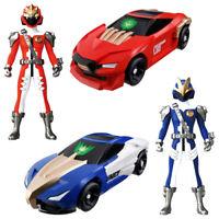 NEW Takara Tomy Tomica Earth Grunner CG01+02 Miniature Car & Figure Set Japan
