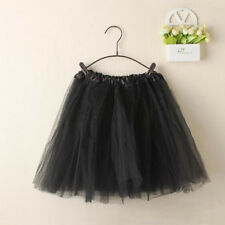 New Women Ladies Tutu Skirts Mini Ballet Princess Fancy Dress Party Adult Dance