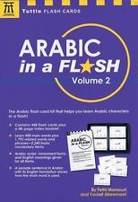Tuttle Flash Cards: Arabic in a Flash Kit Volume 2 by Fethi Mansouri and...