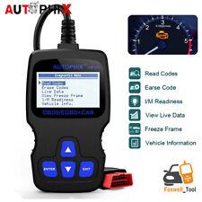 OM123 OBDII Car Engine Code Reader Auto fault code Diagnostic Scan Tool
