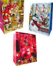 sacs-cadeaux 24 x Jumbo Sacs de Noël Sac de Noël Sacs à cadeaux 7341