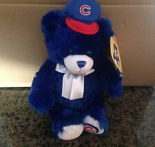 2007 Chicago Cubs Build-A-Bear Workshop Beary Limited Edition Friend NWT
