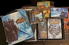World of Warcraft: Wrath of the Lich King (Collector's Edition) Used Code