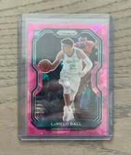 Basketball 7 Card Repack 🔥 Lamelo Pink Cracked Ice Chase Card