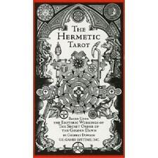 Hermetic Tarot Card Deck!