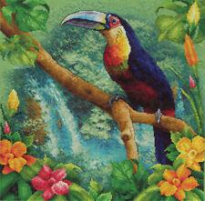 Amazon Bird - Cross Stitch Chart - Free Postage