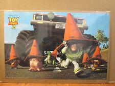vintage Disney Pixar TOY STORY 2 movie Poster 9164
