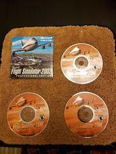 Microsoft Flight Simulator 2002 Professional Edition (PC, 2001)
