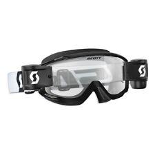 Radsport Scott Hustle X MX Goggle Cross/MTB Brille rot/klar works
