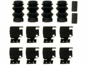 For 2012-2014 Volkswagen Passat Brake Hardware Kit Rear AC Delco 31174PZ 2013