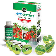 Miracle-Gro AeroGarden Red Heirloom Tomato 9-Pod Seed Pod Kit Non-GMO