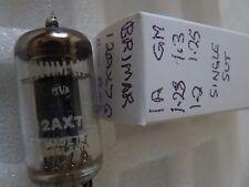 12AX7 ECC83 Caja ánodo único sutura G Brimar utilizado viejo stock Válvula Tubo 1PC J17C