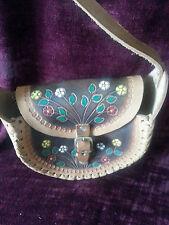 Fine Leather Women's Shoulder Bag -  Purse... Hand Made
