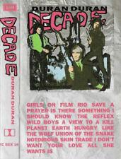 Album Pop Cassettes Duran Duran