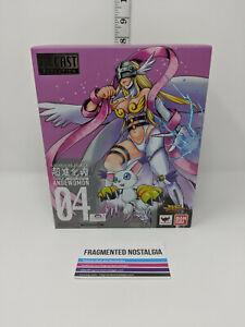 *NEW* Bandai Tamashii Nations Digimon Digivolving Spirits 04 Angewomon Figure