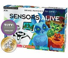 Thames & Kosmos: Sensors Alive: Bring Physics to Life Science