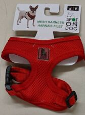 New listing Spot On Dog Harness size small, Red color