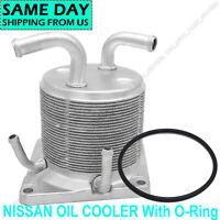 CVT Transmission Oil Cooler Kit Fix Upgrade For Nissan Overheating 21606-1XF0A
