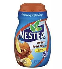 Nestea Sweet Iced Tea Lemon Instant Discontinued 45.1oz New Sealed EXP Mar 2019