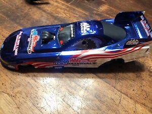 MAC Tools U.S. NATIONALS 2001 NHRA Mustang Funny Car 1:24 Limited Edition W8
