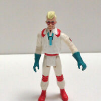 VINTAGE THE REAL GHOSTBUSTERS EGON SPENGLER KENNER ACTION FIGURE FRIGHT FEATURES