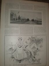 Photo article captured Boer capital of Pietersburg South Africa 1901 ref AY