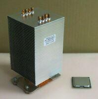 Intel Fujitsu Quad-Core Xeon E5405 2.00GHz Server Processor CPU SLBBP + Heatsink