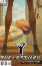 Y: THE LAST MAN #18 (2004) 1ST PRINTING BAGGED & BOARDED VERTIGO COMICS