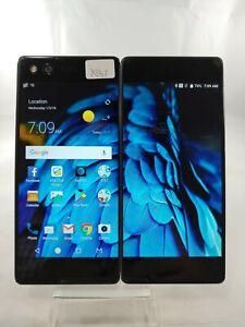ZTE Axon M Z999 64GB AT&T GSM Unlocked Smartphone Dual Screen Carbon Black X367