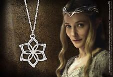 The Hobbit Lotr Galadriel Flower Necklace Collectable Women's Jewelry