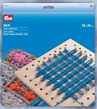 Knitting Loom. Prym Maxi. 29x29cm SQUARE. quadrati della nonna, sciarpe, coperte, Poncho