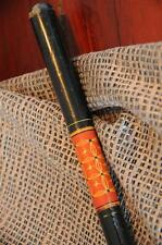 Old Top Hat Black Walking Stick / Cane… for the man around town...