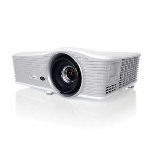 Vidéoprojecteur Full HD 1080p OPTOMA EH515 DLP, 5500 Lumens, 10000:1 3D Proscene