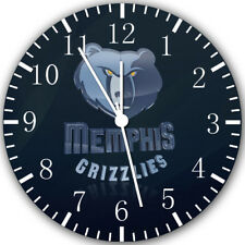 Memphis Grizzlies Frameless Borderless Wall Clock Nice For Gifts or Decor W289