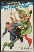 JUSTICE LEAGUE vs. SUICIDE SQUAD #2c (of 6) Dobson (2017 DC Comics) VF/NM