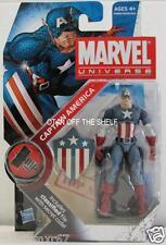 Marvel Universe: Captain America - Series 2 Wave 7 #008 WW2 1st Appearance MOC