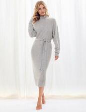 ROSIE FOR M&S AUTOGRAPH Grey Cashmere lounge dress size L BNWOT